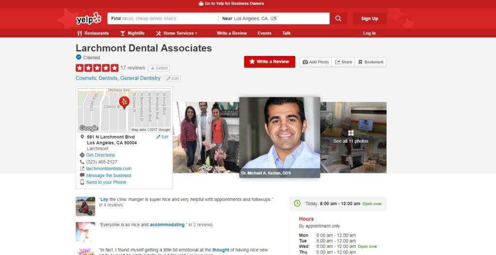 Larchmont Dental Associates | How to Find a Dentist near Me